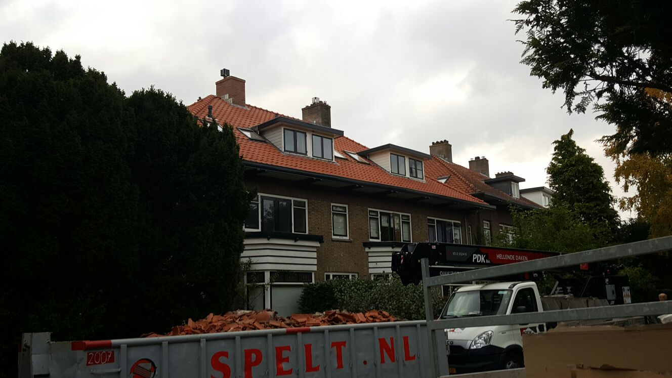 Dakrenovatie Heemstede PDK Dakrenovatie Kootstertille