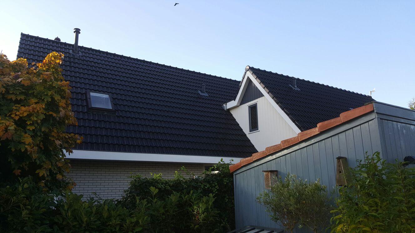 Dakrenovatie Heerenveen PDK Kootstertille